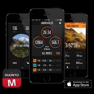 Suunto アンビット3 peak・sport・run